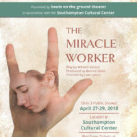Miracle Worker 2018 Poster