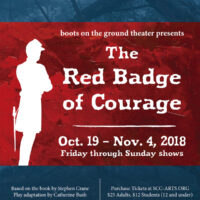 Red Badge of Courage Poster 2018