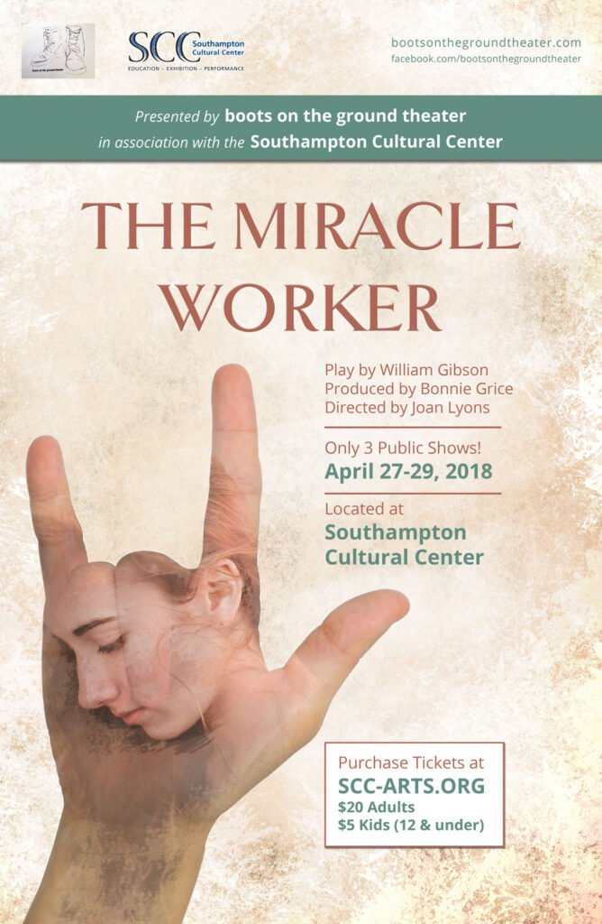 Poster of The Miracle Worker