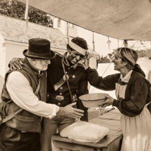 Civil War Re-Enactments Photo
