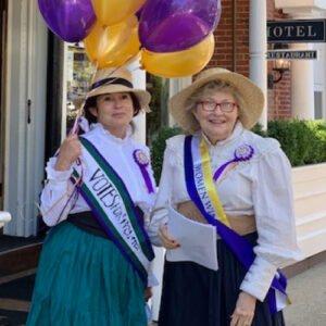 Photo of Centennial Celebration of Women's Suffrage