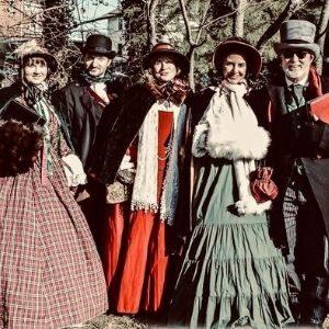 botgt's Dickens Carolers