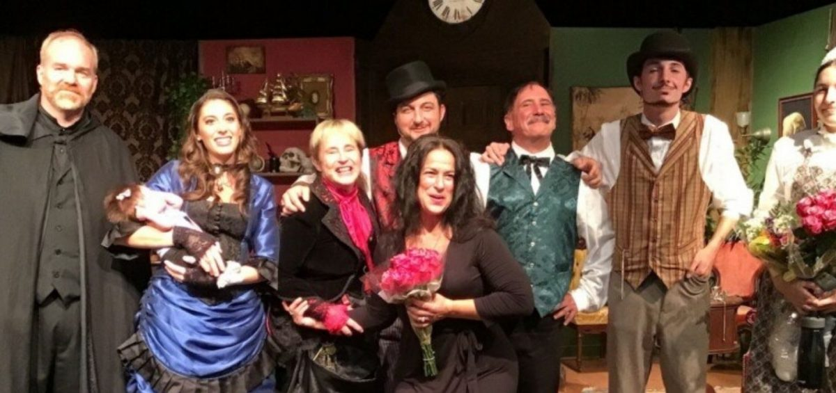 boots on the ground theater's production of Sherlock's Secret Life wraps